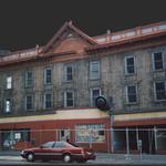 Hazelton Pennsylvania - Hazle Drugs -  Hazelton House  - Lost Building thumbnail