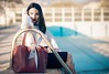 Portrait (Vagelis Pikoulas) Tags: portrait girl woman canon 6d sigma 85mm art f14 beautiful beauty greece athens spring 2018 swimming pool bokeh blur