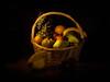 Fruits (martinpmayer) Tags: früchte obstkorb fruits bunt gelb orange grün green yellow healthy korb basket colorful light stillife stilleben rubens stillleben still life warm country easter ostern landleben gesund