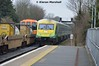 4007 passes Kildare, 26/3/18 (hurricanemk1c) Tags: railways railway train trains irish rail irishrail iarnród éireann iarnródéireann kildare 2018 caf mark4 intercity 4007 1225corkheuston