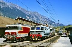 1984  16495  F. (Maarten van der Velden) Tags: frankrijk france frankreich francia modane sncf sncfcc6553 sncfcc6500 e633044 e656