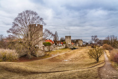 Visby Citywall (J. Pelz) Tags: stonewall city heritage landscape wall ringur citywall visby