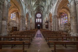 Collégiale Notre-Dame de Vaux 2