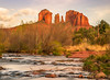 Cathedral Rock at Red Rock Crossing (CarlosDominguez812) Tags: canon6d daforce812 sedona arizona landscape landscapephotography redrockcrossing scenery scenic sunset colorful