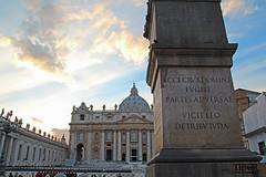 The Vatican (morbidtibor) Tags: italy rome vatican piazza square sanpietro