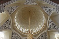 abu dhabi 27 (beauty of all things) Tags: vae uae abudhabi moschee scheichzayidmoschee kuppel dome