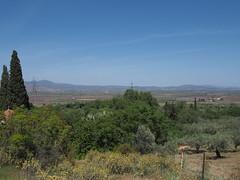 Θέα από το μοναστήρι του Τιμίου Προδρόμου. (Giannis Giannakitsas) Tags: greece grece griechenland viotia βοιωτια μονη μοναστηρι τιμιου προδρομου λαφυστιο γρανιτσα