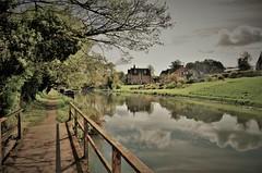 Kintbury (stavioni) Tags: kintbury kennet avon canal