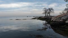 Chaffinch Island Park - Guilford, CT. (Eric Gross) Tags: connecticut longislandsound coastline silence coast newengland desolate