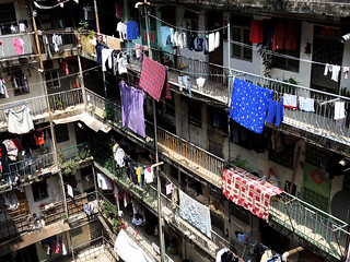 Macau Cage homes