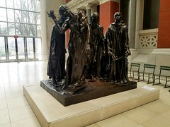 Auguste Rodin,The Burghers of Calais, bronze (marcos2077) Tags: metropolitanmuseumofart