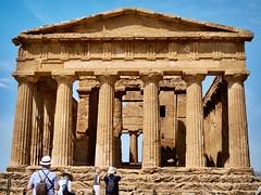 Agrigento, Sicilia (Andrea Schelling) Tags: greek temple history italy sicily agrigento