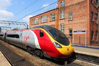 Virgin Trains 390152