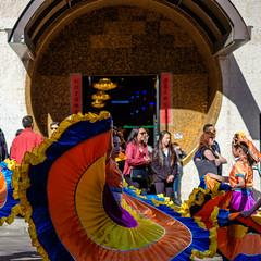 After a shadow after a rain girl (bhautik_joshi) Tags: parade chinatown dance sf sanfrancisco california unitedstates us