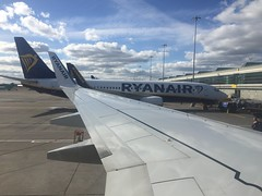 (seustace2003) Tags: baile átha cliath ireland irlanda ierland irlande dublino dublin éire airport ryanair