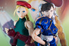 DSC_8565 (Quantum Stalker) Tags: medicom rah real action heroes 16 sixth scale cammy white ultra street fighter4 iv capcom articulated spiral arrow cannon spike hooligan combo super crossover