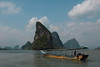 """Phang Nga Bay (g e r a r d v o n k เจอราร์ด) Tags: artcityart art asia asia"""" asian boats canon colour canon5d3 clowds expression eos earthasia flickrsbest fantastic flickraward island koh lifestyle landscape mountains ngc newacademy nature natuur nationalpark outdoor totallythailand photos reflection this travel thailand thai transport unlimited uit whereisthis where water yabbadabbadoo"""