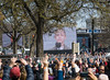 Never Again (Chris Protopapas) Tags: sony emmagonzales nra marchforourlives washington jumbotron demonstration protest students astarisborn pentax joanofarc falconetti passion