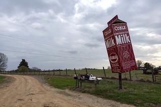 Former Dairy Farm, Mt. Ulla, NC