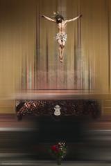 Cristo de la Vera Cruz (ricardocarmonafdez) Tags: moguer semanasanta easter ciudad city urbano urban 60d 1785isusm canon edition effect soft ricardocarmonafdez