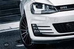TSW Luco on VW MK7 GTI -3 (tswalloywheels1) Tags: unedited white volkswagen vw mk7 golf gti tsw luco concave monoblock aftermarket wheel wheels rim rims alloy alloys