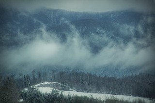 Misty mountains 7