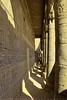 Inside colonnades (T Ξ Ξ J Ξ) Tags: egypt fujifilm xt2 teeje fujinon1655mmf28 nile river aswan port philae temple