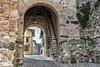 Castello di Moniga del Garda, Italia (Janos Kertesz) Tags: monigadelgarda castellodimoniga italia italien burg burgtor architecture stone old medieval city historic tourism italy ancient castle europe tower wall travel