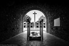 MONT DE HUISNES. (VICENTE PLANELLS RAMON) Tags: monte san michel y saintmalo francia silencio respeto cementerio aleman soldados