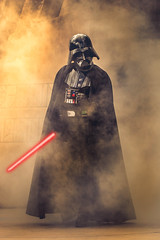 Darth Vader (crashmattb) Tags: starwars disney wdw waltdisneyworld jedi hollywoodstudios darthvader canon70d travel orlando florida lightroomcc disneythemepark themepark canonefs55250f456isstm lakebuenavista travelphotography november 2017