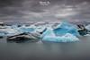 Lagon du Jokulsarlon (Hervé D.) Tags: iceland islande paysage landscape jokulsarlon iceberg glacier