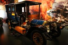 Fiat 24-32 HP 1905 (svlsrg) Tags: svlsrg torino auto automobile museodellautomobile car piemonte