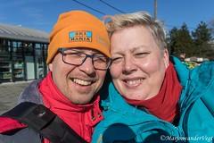 Erik & ik (Marjon van der Vegt) Tags: blijdorp rotterdam dierentuin zonnetje rog aap tapir olifanten vissen vlinder pinguin wasbeer tijger ijsbeer dromedaris ijs
