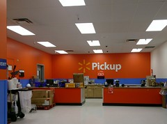 Olive Branch MS Walmart Pickup desk (l_dawg2000) Tags: 2000 2000s christmas departmentstore discountstore grocery holidays holidays2013 mississippi ms olivebranch retail store supercenter wallyworld walmart xmas unitedstates usa