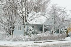 The House On the Corner Of My Street (guysamsonphoto) Tags: guysamson sonyalpha6300 rokinon50mmf14 snow neige victo victoriaville