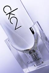 CK2 Unisex Parfume (Product Photography) (PeterFineart) Tags: ck ck2 calvin klein parfume toilet water unisex fragrance scent gender free makro zoom natural light bottle glassy spray elegance fresh cylinder