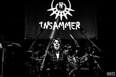 Insammer - live in Metalmania XXIV fot. Łukasz MNTS Miętka-11