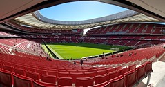 Metropolitano (chemakayser) Tags: estadio madrid soccer stadium futbol españa