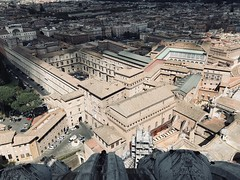 A view of Vatican (Strunkin) Tags: basilica vatican st peters view