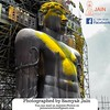 महामस्तकाभिषेक की दिव्य क्षण को कौन भुला सकता है ? Divinity Clicked by @samyak_jainco_ Follow #Jainism's Most Loved Website on @jainnewsviews & Explore Jainism on https://ift.tt/2EsNB44 #mahamastakabhisheka #jain #peace #india #religion #spiritual #photog (Jain News Views) Tags: jainism