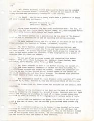 Royal Oak Presbyterian Church History 1976 Page 3 (mwlinford) Tags: royal oak presbyterian church marion virginia smythcounty