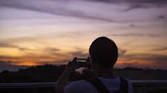 DSC01192 (xubo2) Tags: a7iii sunset portrait