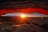 "Mesa Arch (ninoignaciophotography ""Making the ordinary extrao) Tags: mesaarch mesaarchsunrise sunrise canyonlandsnationalpark utah ninoignaciophotography njphotographer"