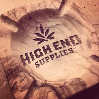 High End Supplies Official Trademark
