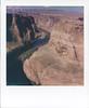 Horseshoe Bend 1 (Sophort) Tags: 2017 day1 arizona color600 horseshoebend impossibleproject page polaroid polaroidweek roadtrip roidweek roidweek2018 slr680 unitedstates usroadtrip usa