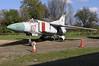 MiG-23ML (Pentakrom) Tags: newark air museum mikoyan russian force mig23