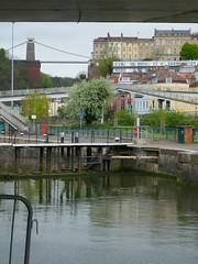Cumberland Basin (jacquemart) Tags: bristol brunel cumberlandbasin docks riveravon locks cliftonsuspensionbridge