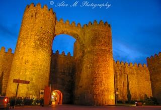 Medieval Entrance to Avila