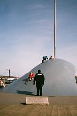 Halifax docks (tuco8887) Tags: olympus trip35 35mm trip agfa vista 200 nova scotia analog pointshoot grain vintage argentique street