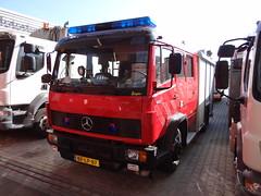 1997 Mercedes-Benz 1120 LF Ziegler brandweer (Skitmeister) Tags: bflp87 skitmeister bca veiling auction nederland